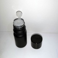 Premium Wholesale 5ML Black Glass Bottles For Essential Oils With Insert