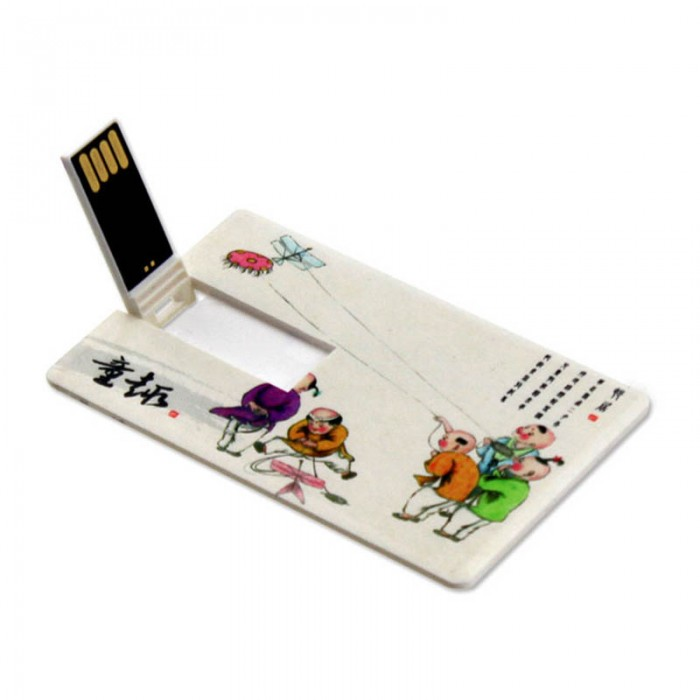 card type usb flash drive