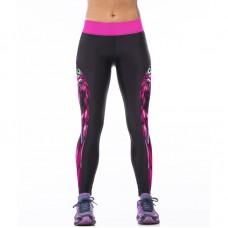 Slim Sexy Sportwear Pants Digital Printing Women Fitness Sports Trousers Yoga Tight Leggings