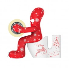 Excellent Christmas Gift Butt Station Desk Accessory Holder Stationery Organizer