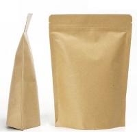 Sacchetti di Carta Kraft Con Finestra Buste in Carta Kraft Per Alimenti