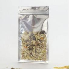 All Kinds Of Flat Bottom Zip Lock Bag Customized