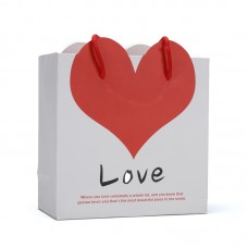 Lovely Heart Fancy Paper Gift Bags