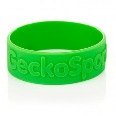 Custom Embossed Silicone Rubber Wristbands