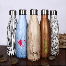 New Design Vacuum Insulated Stainless Steel Water Bottle