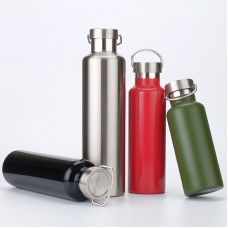 High Quality Double Wall Vacuum Insulated Stainless Steel Joyshaker Water Bottle