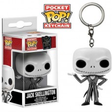Funko Pocket Pop Keychain Nightmare Before Christmas - Jack Skellington Vinyl Toy