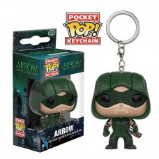 Funko POP Keychain - Arrow Action Figure