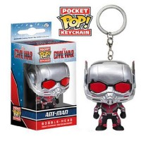 Funko POP Keychain Captain America 3 Civil War Ant-Man Action Figure