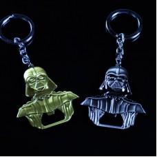 Star Wars Darth Vader Bar Beer Bottle Opener Metal Alloy Keychain