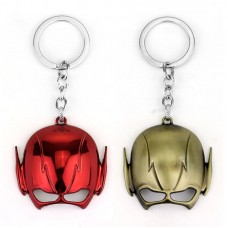 DC Comic Series Justice League The Flash Barry Alle Mask Metal Keychain