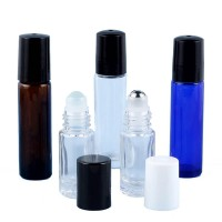 Premium Glass Essential Oil Roller Bottles Wholesale