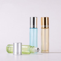 Pearly Colour Essential Oil Roller Bottles 10ml
