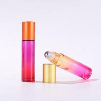Gradient Colour Glass Oil Roller Bottles Hot Selling 10ml