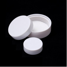 Premium Plastic Lids For Containers White Black Silver Gold