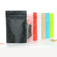 Mylar Resealable Matte Stand Up Pouches Wholesale