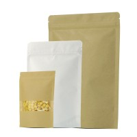 Kraft Stand Up Pouch Wholesale Manufacturer From China Cheap Price