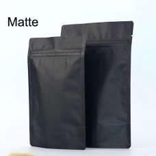 Black Stand Up Pouch Wholesale Cheap Price From China