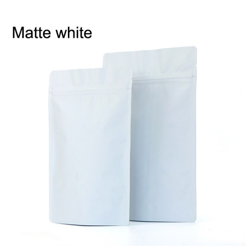 White Stand Up Pouch Wholesale Cheap Price From China