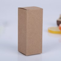 Custom Cardboard Paper Box For Bottle