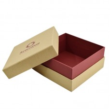 Gift Decorative Paper Mache Box With Lid And Tray
