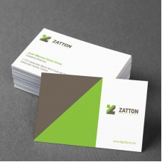 Custom Design Logo Printing Paper Business Card