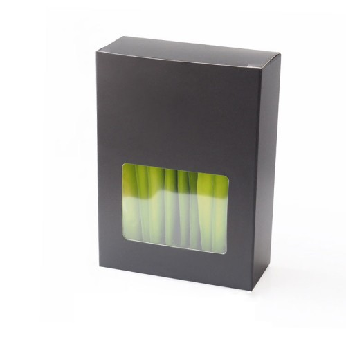 Custom Packaging Paper Box With Clear PVC Window