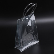 Simple And Classic Clear PVC Tote Bag