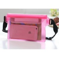 PVC Waterproof Waist Bag For Outdoor Beach Sports