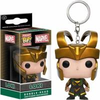 Funko POP Keychain Marvel Loki Action Figure